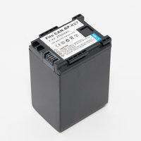 BATTERIA per Canon Legria HF s-21-hd s-200-hd m31-hd Chip