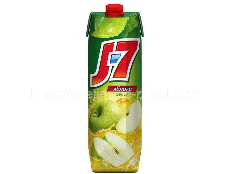 Сок яблоко 1000 гр.