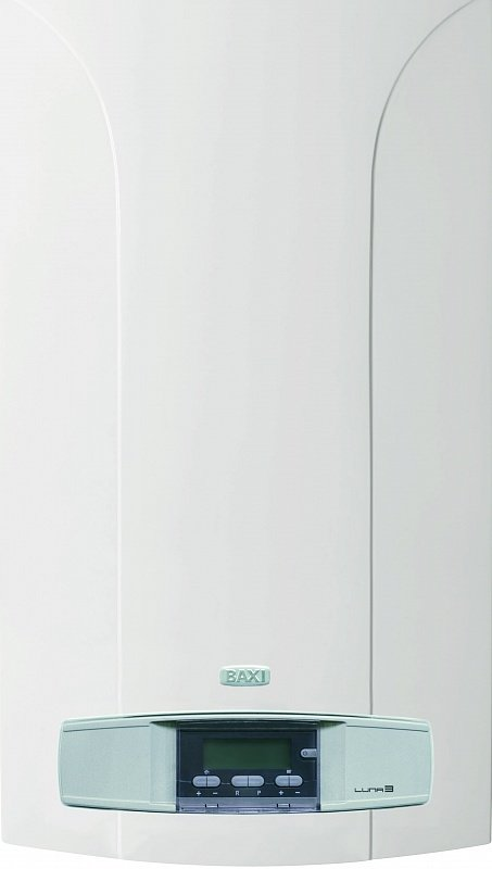 Котёл газовый настенный Baxi Luna 3 240 Fi (двухконтурный)