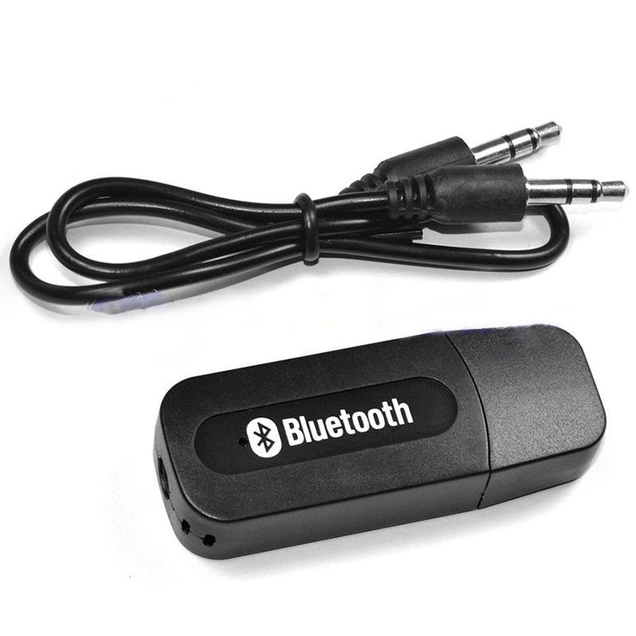 Bluetooth адаптер для аудио-входа - музыка из смартфона