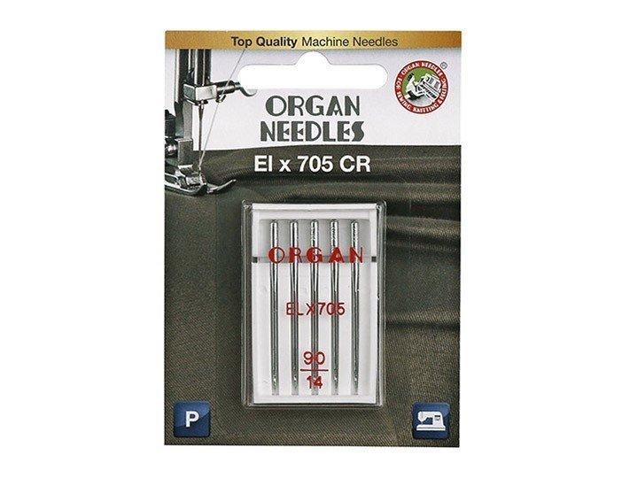 Organ иглы EL x 705 5/90 блистер