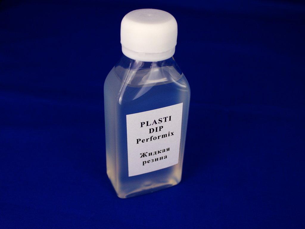 PLASTI DIP пластидип - жидкая резина (прозрачный, концентрат, 100мл.) AirParts 2285