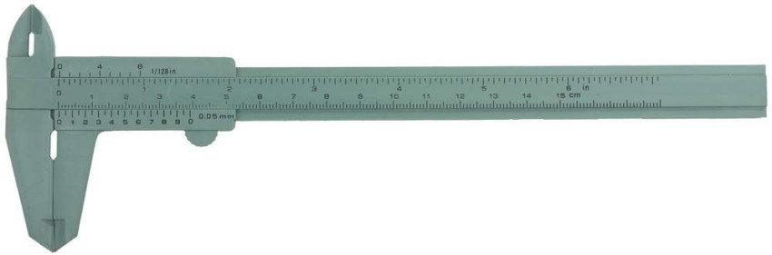 Штангенциркуль пластмассовый, 150 мм