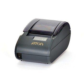 Принтер чеков ЕНВД Атол 30Ф, темно-серый. USB, простая доработка до онлайн ККТ Атол, без ФН