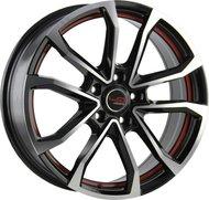 Колесный диск LegeArtis _Concept-GN512 6.5x16/5x115 D70.3 ET46 Черный - фото 1