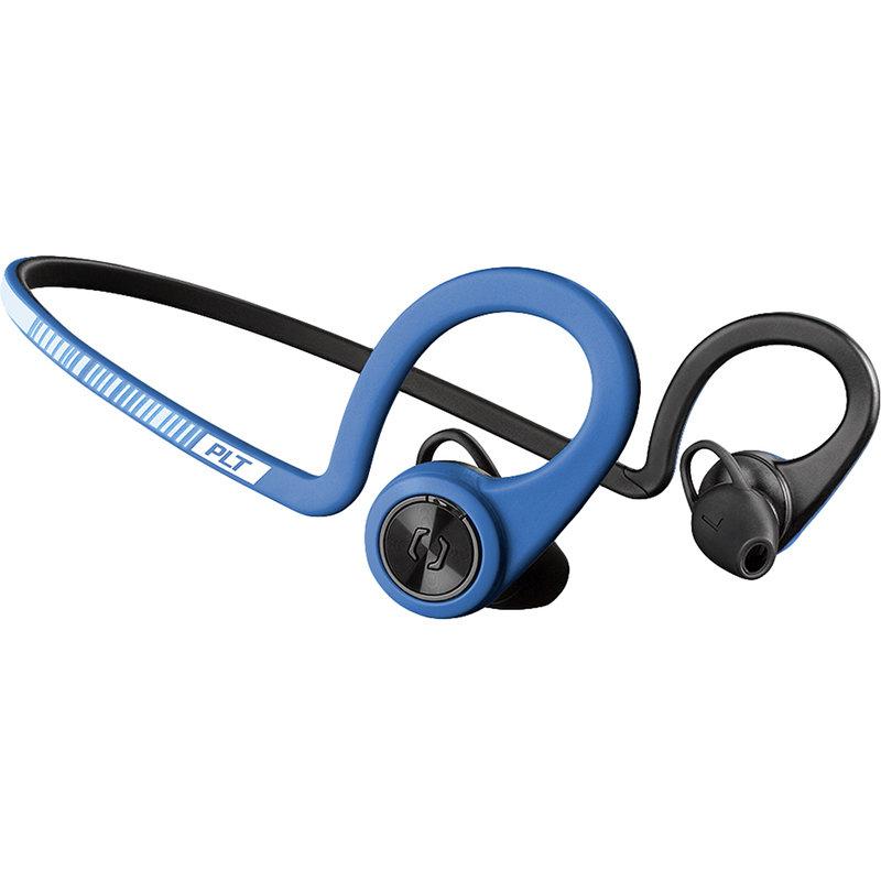 Наушники Plantronics BackBeat Fit синие