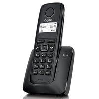 Радиотелефон Gigaset A116 чёрный