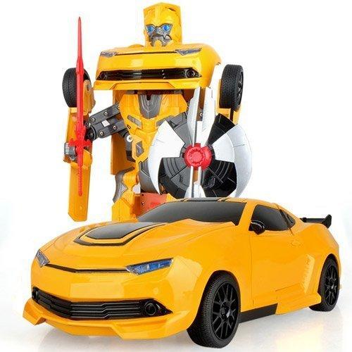 Интерактивная игрушка MZ Бамблби Chevrolet Camaro 1:22