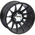 Диск литой OFF-ROAD Wheels для Тойота Ниссан черный 6x139,7 8,5xR16 d110 ET-15 - фото 1