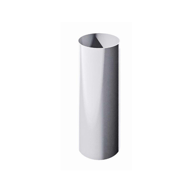 Труба ТН ПВХ белая 1.5 м х 82 мм