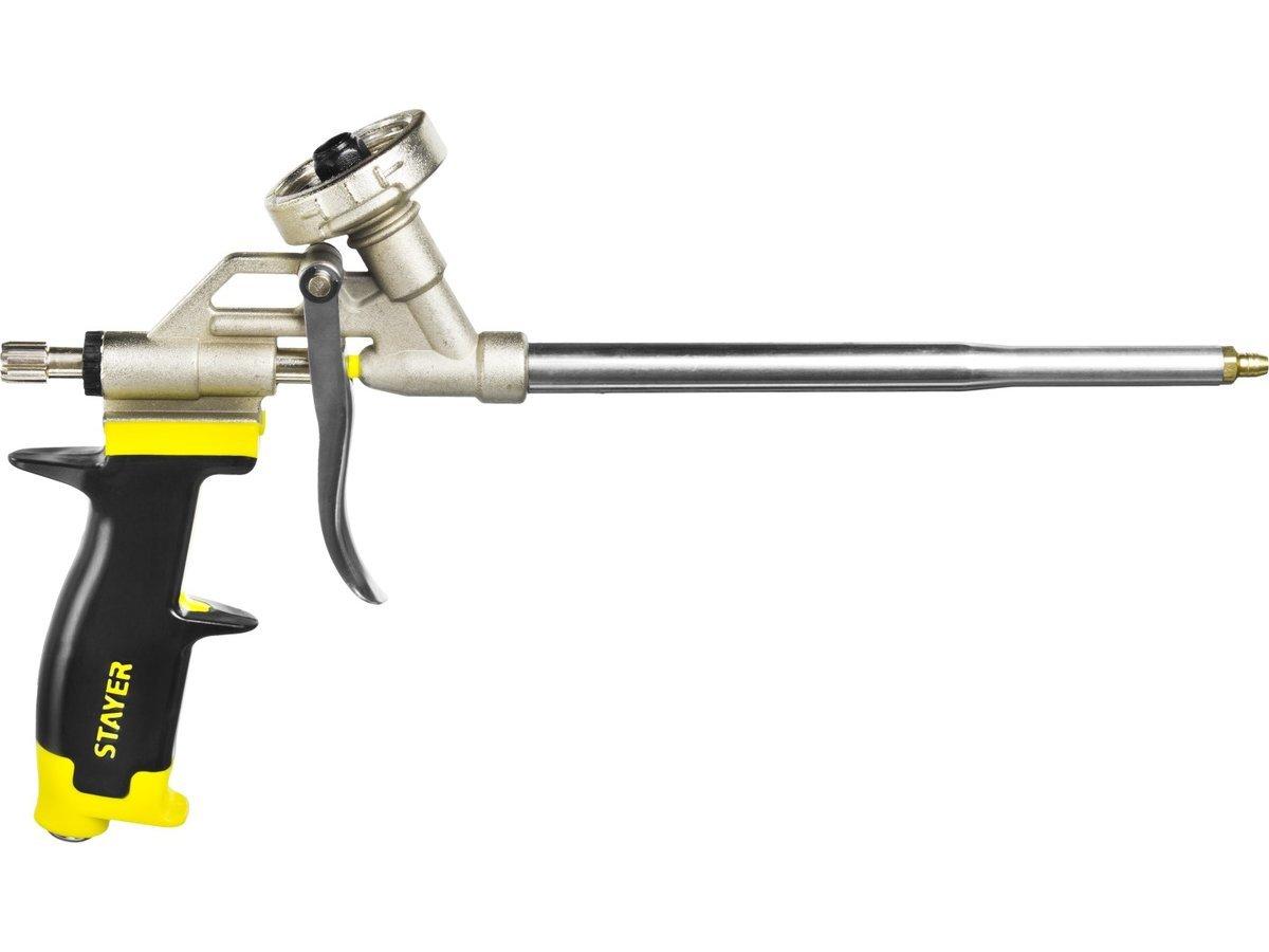 Пистолет для монтажной пены Stayer PROFESSIONAL PROGun 06861