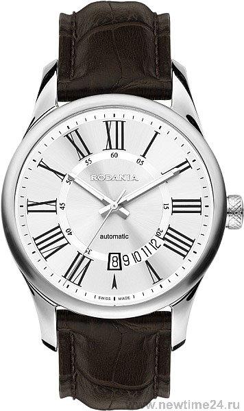 Rodania супер компрессор автоматические мужские наручные часы стальной корпус все оригинальные.