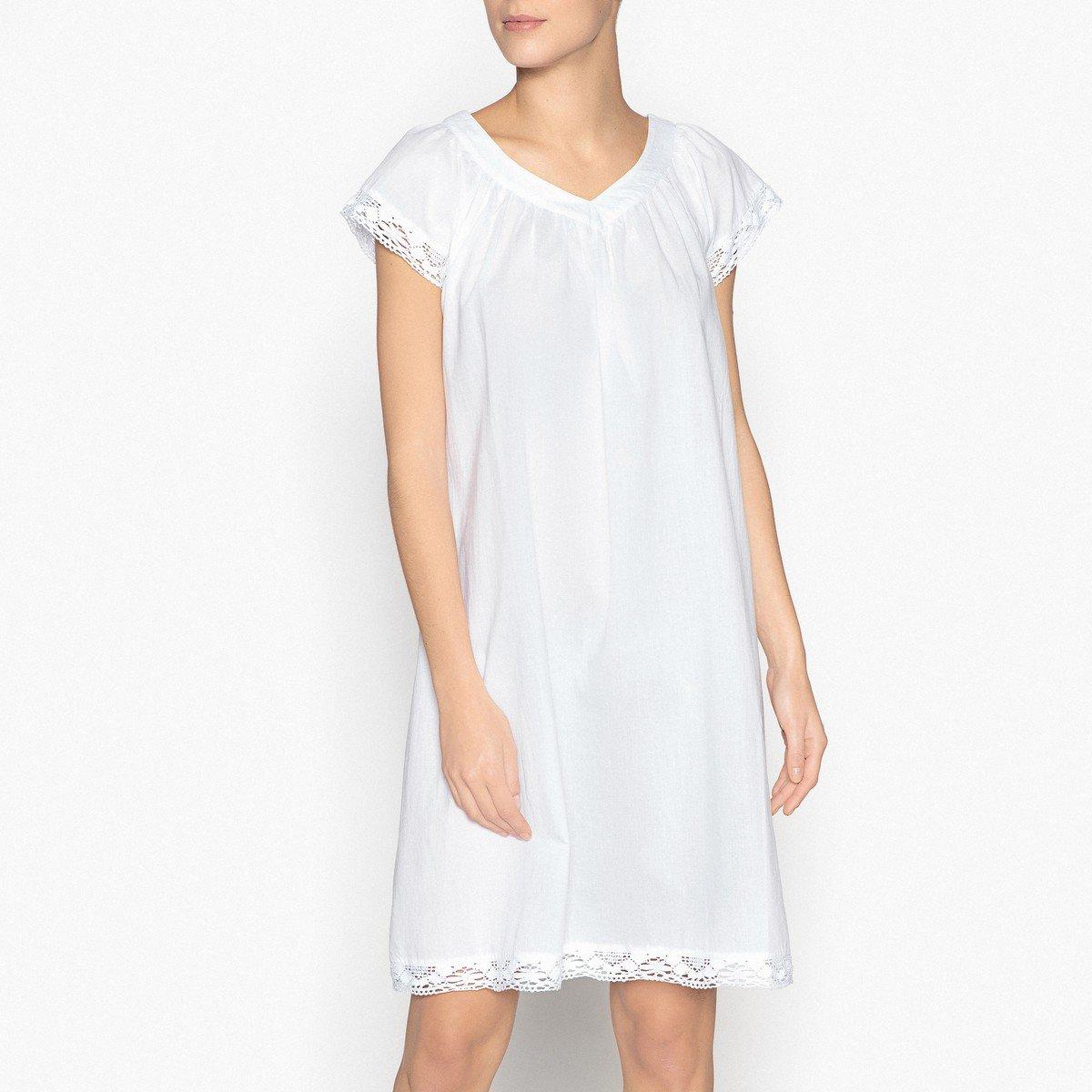 Сорочка La Redoute Ночная из кружева