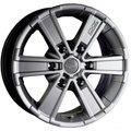 литой колесные диски OZ Racing Offroad 6 7x16 ET35 PCD6*127 (Титан) DIA 78.1 - фото 1