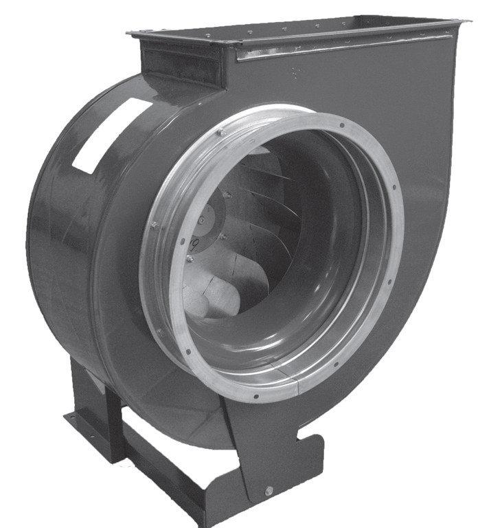 Радиальный вентилятор ВР-86-77м-3,15 0,25кВт/1500 Ж2К1