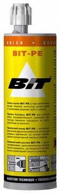 BIT-PE 400 мл Химический анкер для пустот кирпича