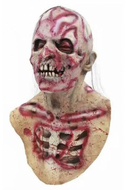 Маска Зомби Funny Halloween