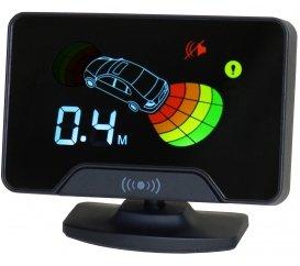 Парктроник AAALINE LCD-14 WT