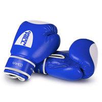 Боксерские перчатки hamed, 8 OZ Green Hill