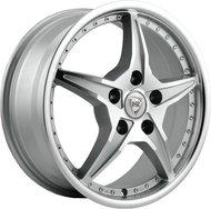 Колесный диск NZ SH657 7x18/5x114.3 D67.1 ET50 Серебристый - фото 1