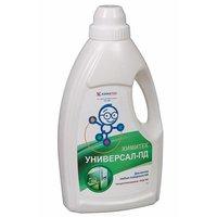 Профессиональное нейтральное моющее средство общего назначения Химитек Универсал-ПД1 литр (артикул производителя 020123)