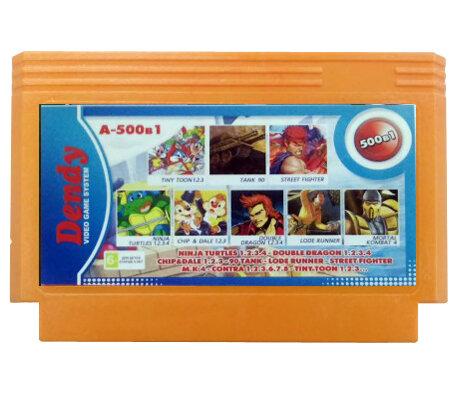 500 в 1: Сборник игр Dendy (Dendy)