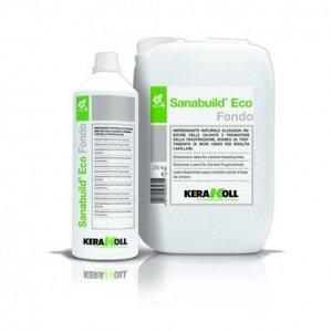 Штукатурка Kerakoll Sanabuild Eco Fondo для ремонта и осушивания сырых стен, паропроницаемая, силикатная, 1 кг Kerakoll Sanabuild Eco Fondo