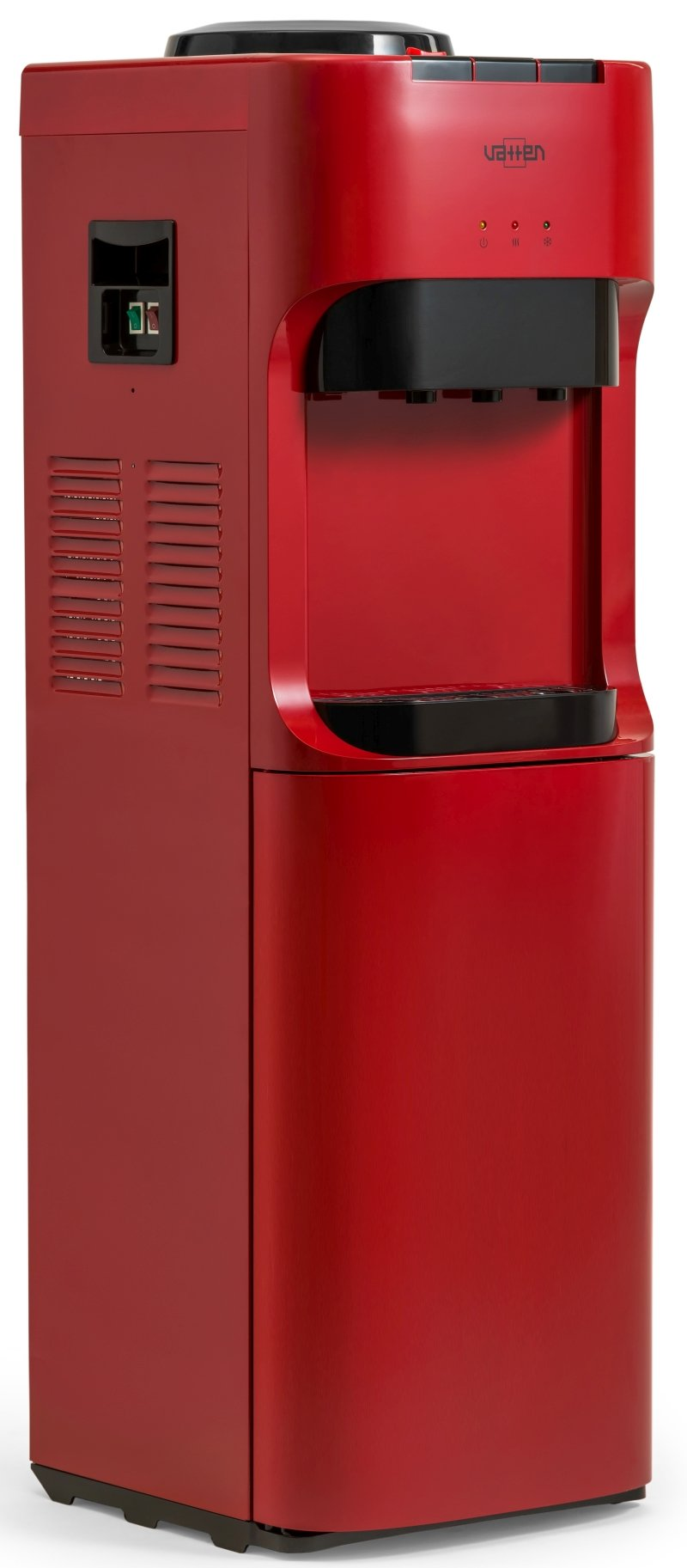 Кулер для воды Vatten V45RK напольный, с нагревом и охлаждением