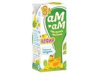 Кефир Ам-Ам мамина забота для детского питания 3,2%, 210 г