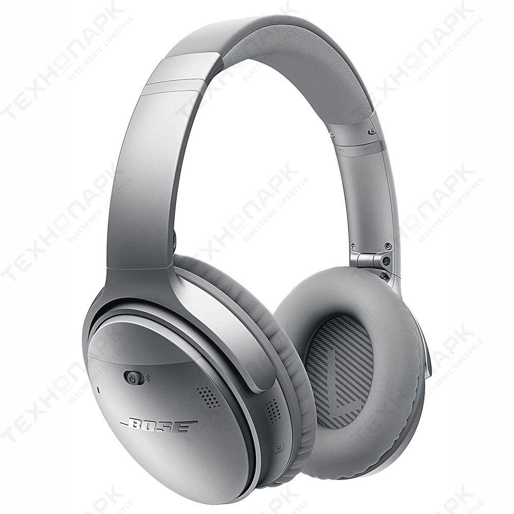 Наушники Bose QuietComfort 35 (QC-35) silver