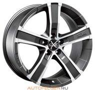 литой колесные диски OZ Racing Sahara 8x18 ET43 PCD5*130 (Графит) DIA 71.6 - фото 1