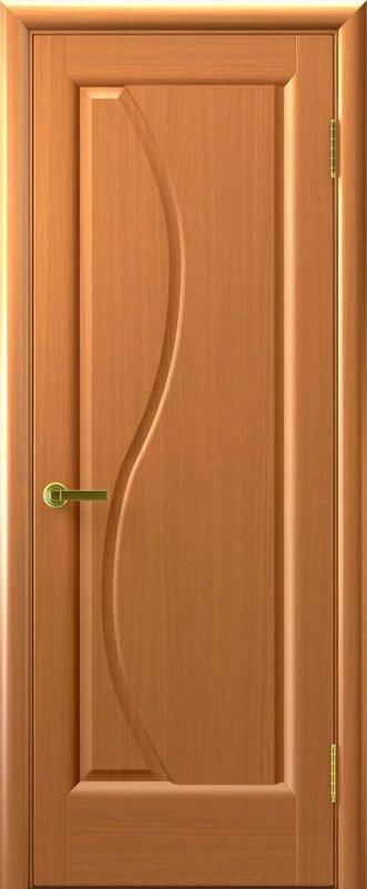 Межкомнатные двери Ульяновские Двери Модель Флора Светлый Анегри