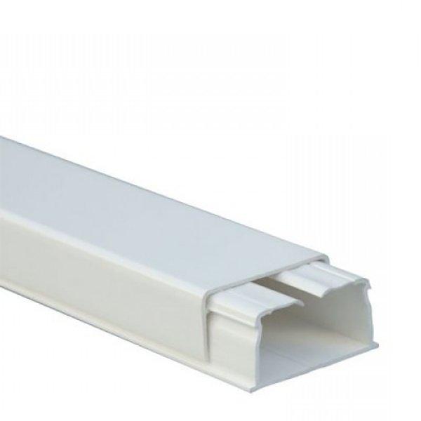Кабель-канал Legrand DLPlus 40х20 (кабельный короб) (30027) (Партия 2.0 м)