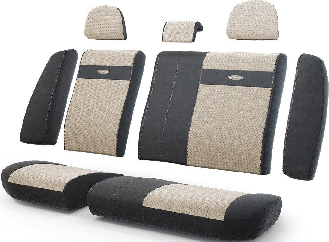 Чехол на сиденья AUTOPROFI TRS-002