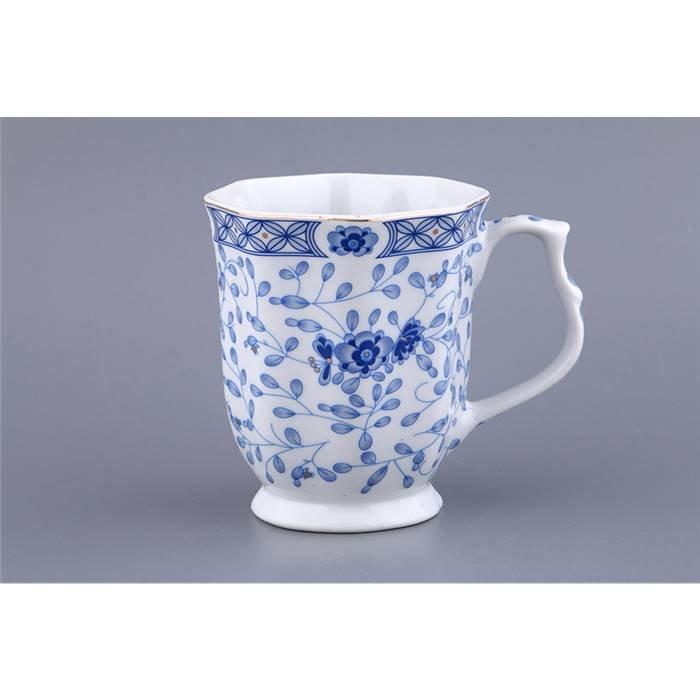 Royal Porcelain Для горячих напитков 69-1933 кружка 400 мл. (кор=48шт.) фарфор