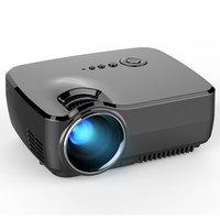 Мультимедийный мини-проектор LED проектор GP70W c Wi-Fi (AV, VGA, SD, USB, HDMI)