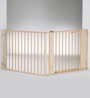 Ворота безопасности Ворота безопасности Geuther 2761 цвет натуральный/серебро