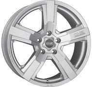 Колесные литые диски Oz Racing VERSILIA Matt Race Silver 8x18 5x114.3 ET45 D75 Серебристый (W01815207N6) - фото 1