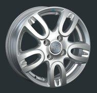 Диски Replay Replica Hyundai HND100 6x15 4x100 ET48 ЦО54.1 цвет S - фото 1