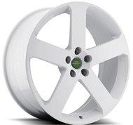 Колесные литые диски REDBOURNE NOTTINGHAM White 9.5x20 5x120 ET32 D72 Белый (2095RNT325120W72) - фото 1