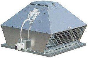 Systemair DVG-H 630D6/F400 IE2 Вентилятор дымоудаления