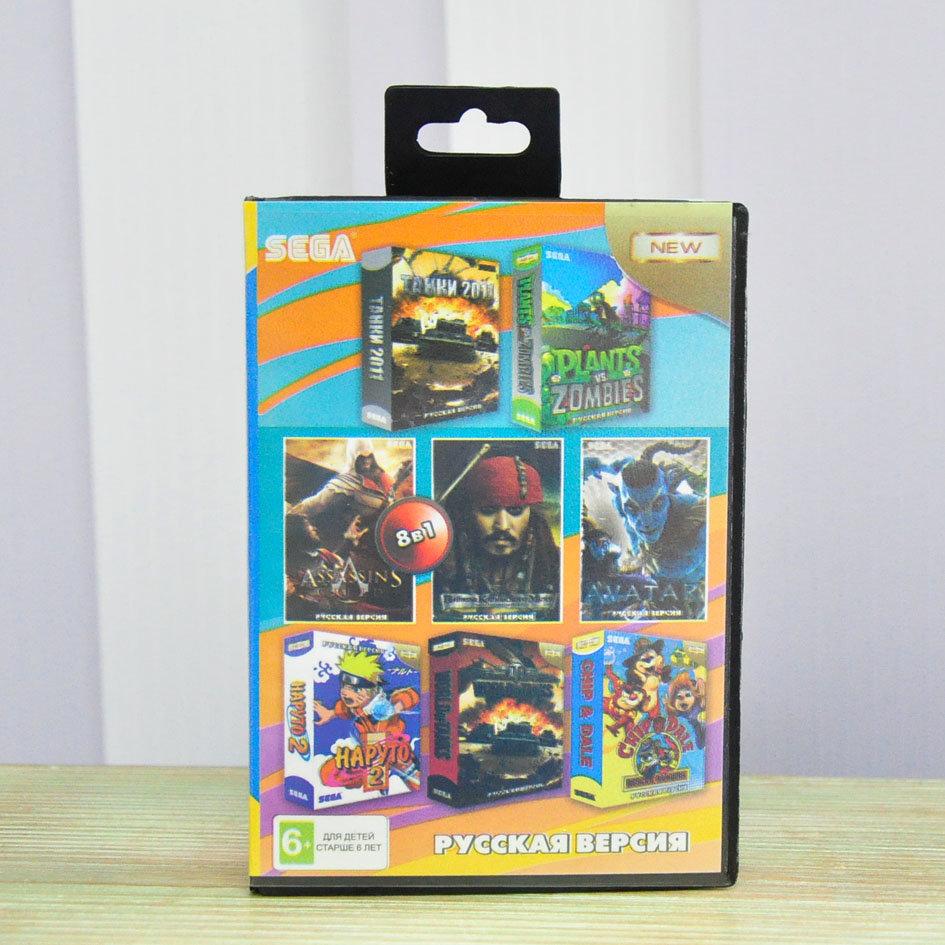 Картридж для приставки Sega