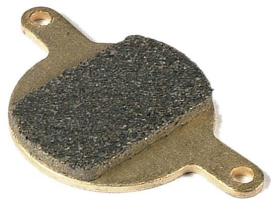 Тормозные колодки для дисковых тормозов Сlark's VX808С (полим)