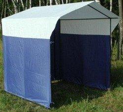 Палатка торговая 1,5х1,5 (разборная)