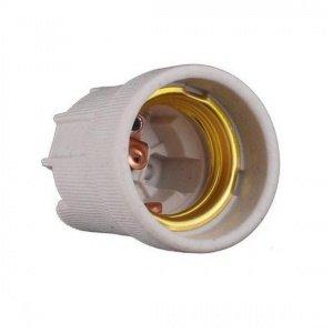 Патрон Е27 керамический (Е27КРМ)
