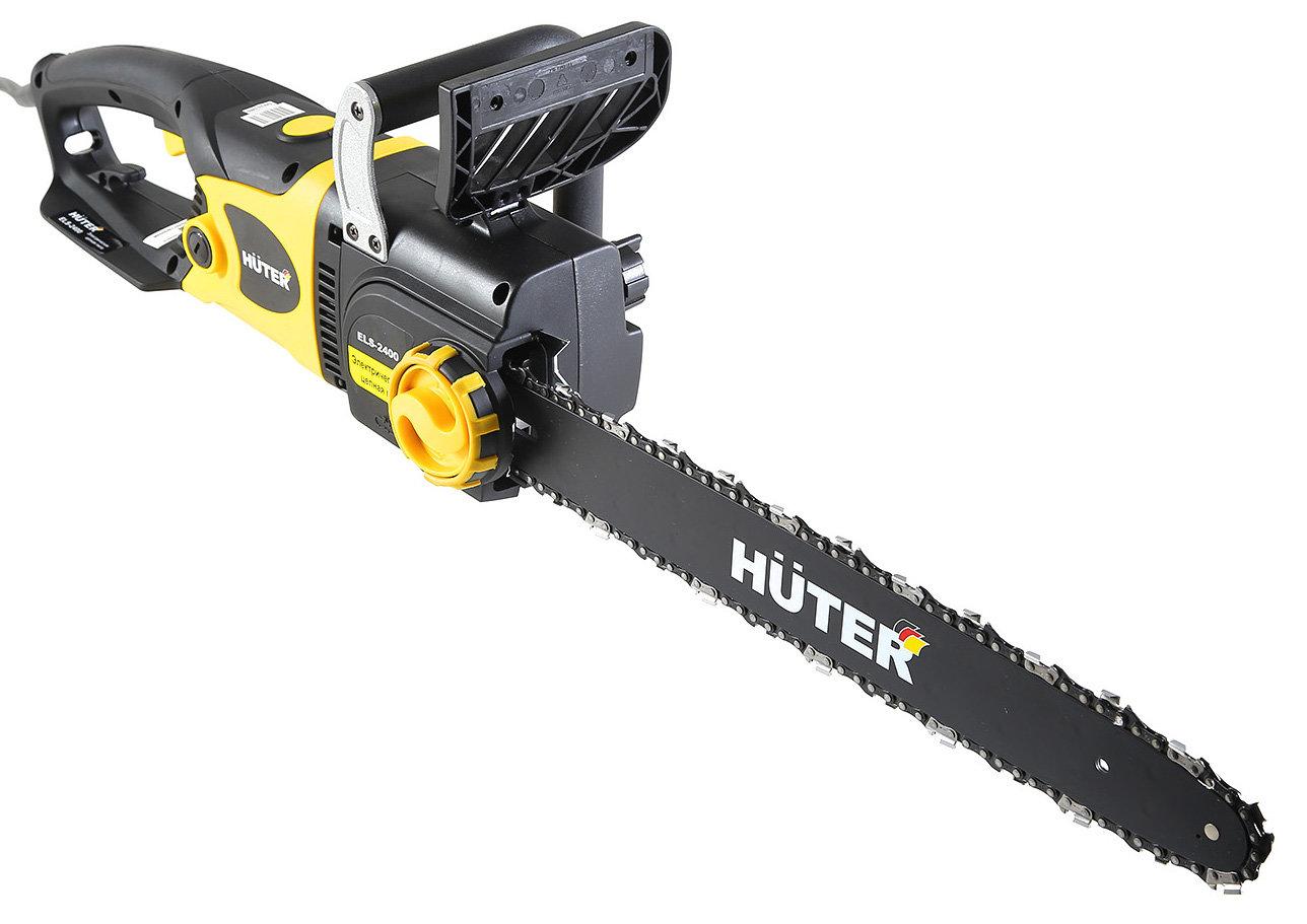 Пила цепная Huter Els-2400