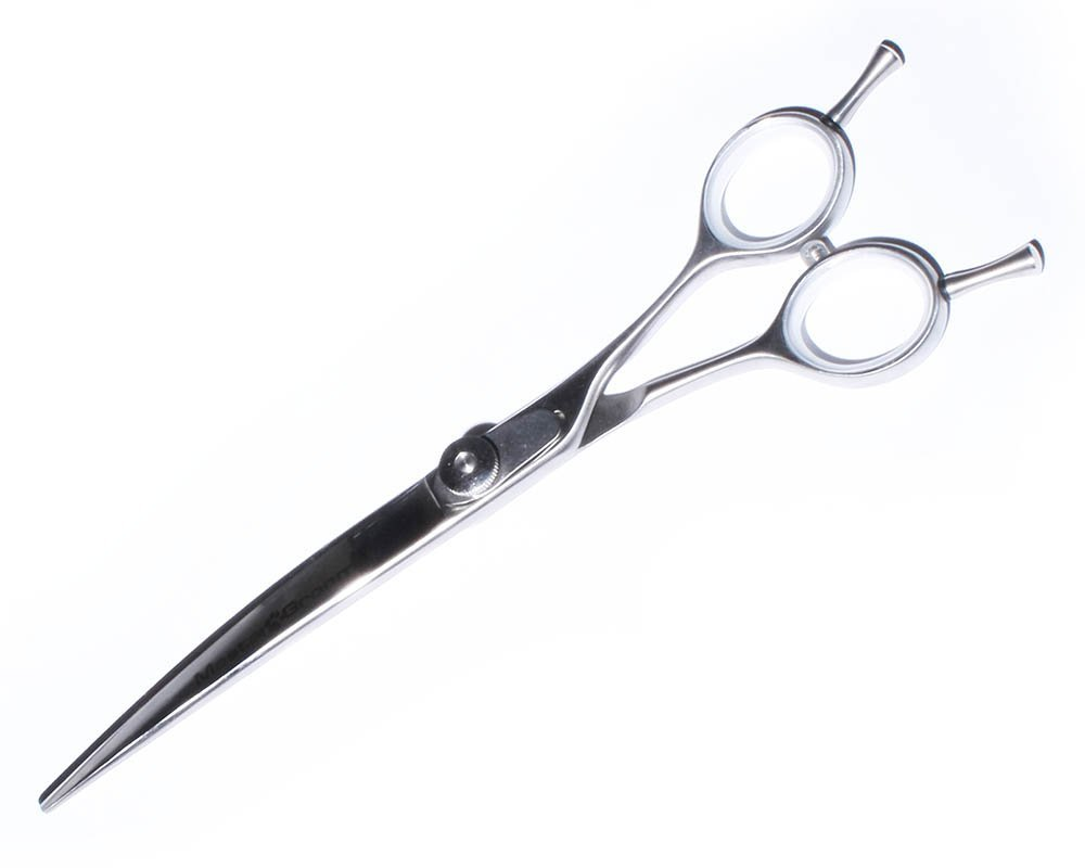 Ножницы изогнутые MasterGroom GU-70-C, 7
