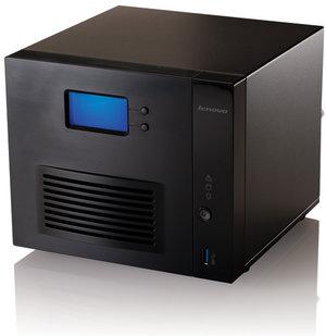 Сетевое хранилище Lenovo IX4-300d NAS 0Tb