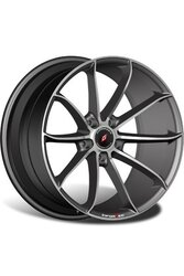 Колесный диск Inforged IFG18 8x18 5x114.3 DIA67.1 ET45 Black Machined - фото 1