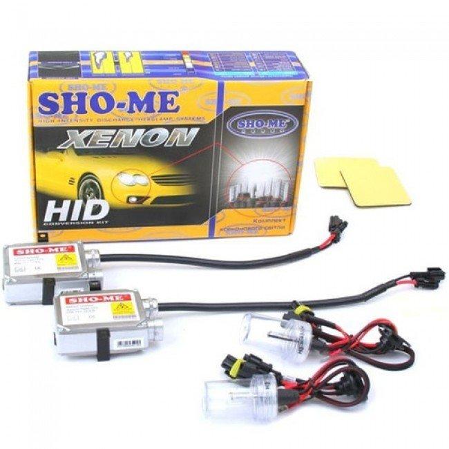 Ксенон Sho-Me H1 4300k (2 блока, 2 лампы)